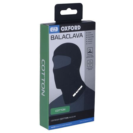 OXFORD - Cagula bumbac cu o perforatie