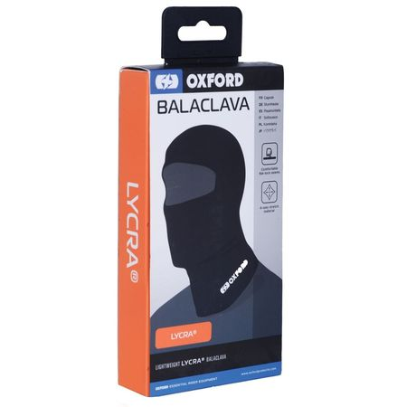 OXFORD - Cagula LYCRA ULTRA THIN cu o perforatie