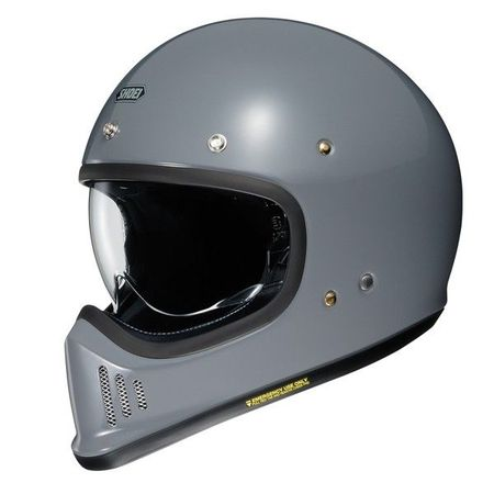 SHOEI - EX-Zero Bright Grey
