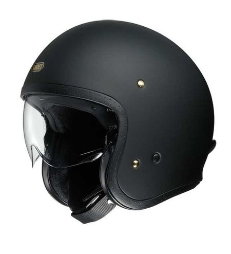 SHOEI - J.O - MATT BLACK