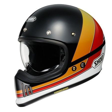 SHOEI - EX-Zero Equation TC-10