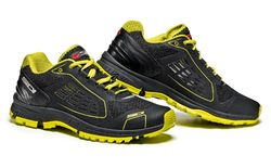 SIDI URBAN - APPROACH BLACK/LIME