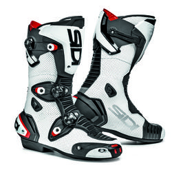 SIDI RACING - MAG-1 AIR (CE), WHITE/BLACK