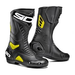 SIDI STREET - PERFORMER (CE), BLACK/YELLOW