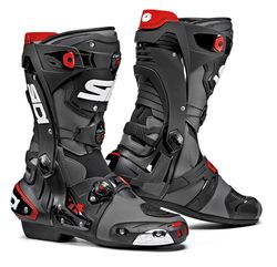 SIDI RACING - REX (CE), BLACK/BLACK