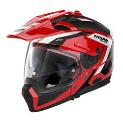 NOLAN - N70-2 X GRANDES ALPES - CORSA RED