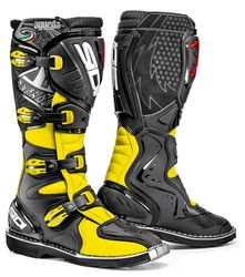 SIDI OFFROAD - AGUEDA (CE), YELLOW FLUO/BLACK