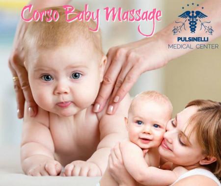 NEL PULSINELLI MEDICAL CENTER PER LE MAMME CORSO BABY MASSAGE