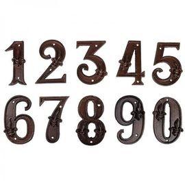 Numere si litere de casa