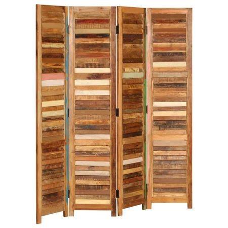 Paravane din lemn