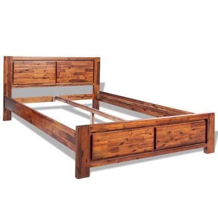 Paturi din lemn