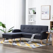 Canapele cu colt