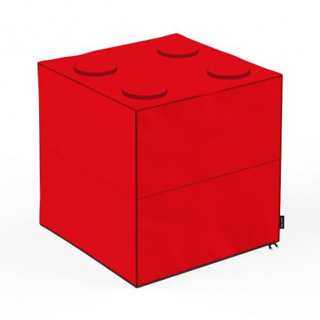Taburet Units, cub, lego, 45 x 45 x 45 cm