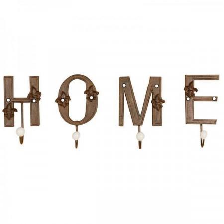 """Cuier din fier """"Home"""""""