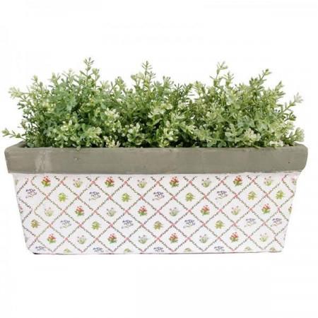 "Jardiniera ciment ""Botanicae"""