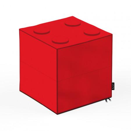 Taburet Units, cub, lego, 30 x 30 x 30 cm