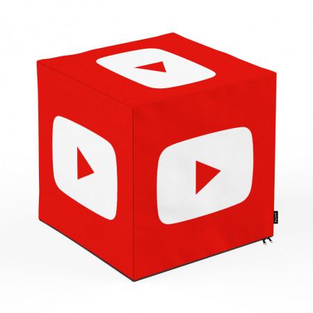 Taburet Units, cub, Social Media 3, 45 x 45 x 45 cm