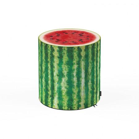 Taburet Units, cilindru, pepene, 30 x 30 cm