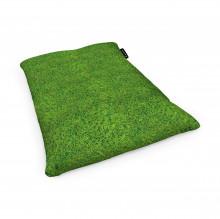 Fotoliu Units Puf (Bean Bags) tip perna, impermeabil, iarba verde