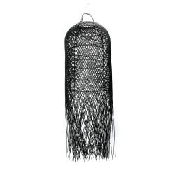 Lustra Bazar Bizar, The Squid Pendant - Negru - M, 30x30x80 cm