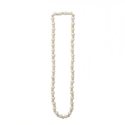 The Canggu Necklace - Natural White, ,