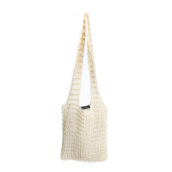 The Day in Day out Tote - White, Bazar Bizar,
