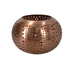 The Double Circle Sphere - Copper - M, , M