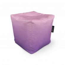 Fotoliu Units Puf (Bean Bags) tip cub, impermeabil, topografic mov