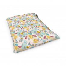 Fotoliu Units Puf (Bean Bags) tip perna, impermeabil, multicolor cu frunze
