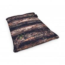 Fotoliu Units Puf (Bean Bags) tip perna, impermeabil, scoarta copac
