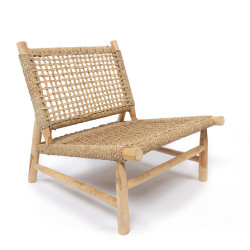 The Island Sisal One Seater - Natural, ,