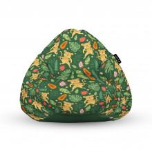 Fotoliu Units Puf (Bean Bags) tip para, impermeabil, cu maner, maimute