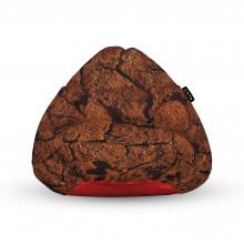 Fotoliu Units Puf (Bean Bags) tip para, impermeabil, cu maner, pamant
