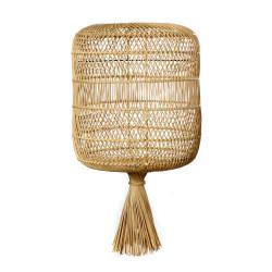 Lampa de Podea/Tavan Dumbling Natural, Bazar Bizar, L, 40x40x70cm