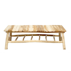 The Island Coffee Table - Natural, , 120x70