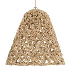 The Seagrass Pendant - Natural - L, Bazar Bizar, L