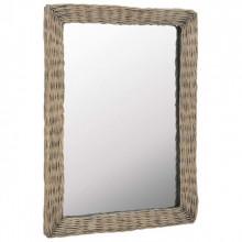 Oglinda, maro, 60 x 80 cm, rachita