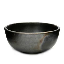 The Burned Bowl - Negru- L, , L