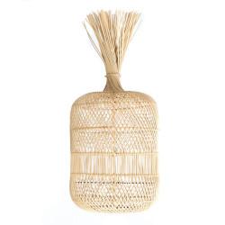 The Dumpling Floor Lamp - Pendant - Natural, , M