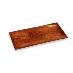 The Teak Root Sushi Plate - M, Bazar Bizar, M