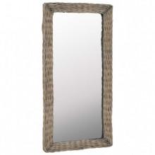 Oglinda, maro, 50 x 100 cm, rachita