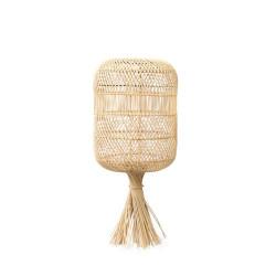 The Dumpling Floor Lamp - Pendant - Natural, , S