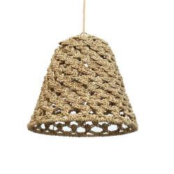 The Seagrass Pendant - Natural - S, Bazar Bizar, S