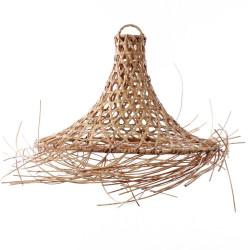 The Mykonos Pendant - Natural - L, Bazar Bizar, L, 60x60x45 cm