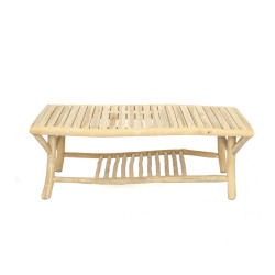 The Tulum Coffee Table - Natural, , 140