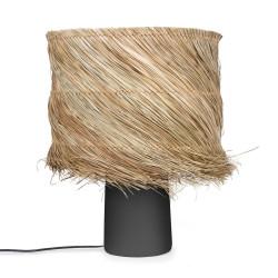 The Pandan Table Lamp - NegruNatural, , 40