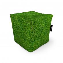 Fotoliu Units Puf (Bean Bags) tip cub, impermeabil, iarba verde