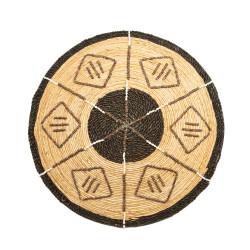 The Cozumel Plate - Medium, , M