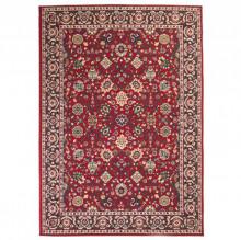 Covor oriental, rosu/bej, 80 x 150 cm