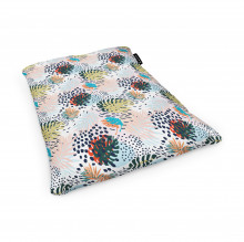 Fotoliu Units Puf (Bean Bags) tip perna, impermeabil, frunze multicolore